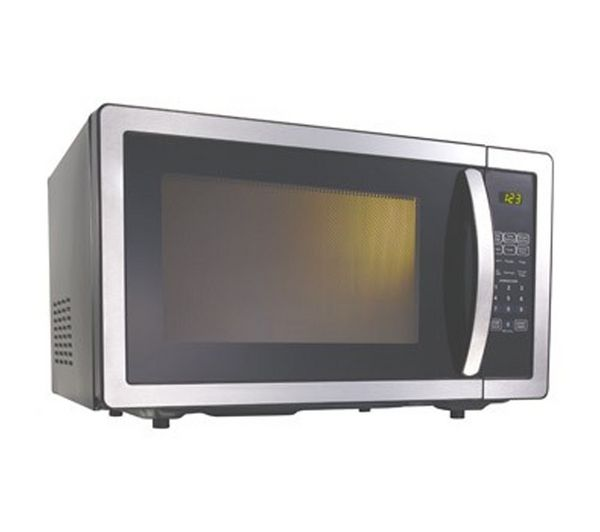 KENWOOD  K25MSS11 Solo Microwave  Black & Stainless Steel Stainless Steel