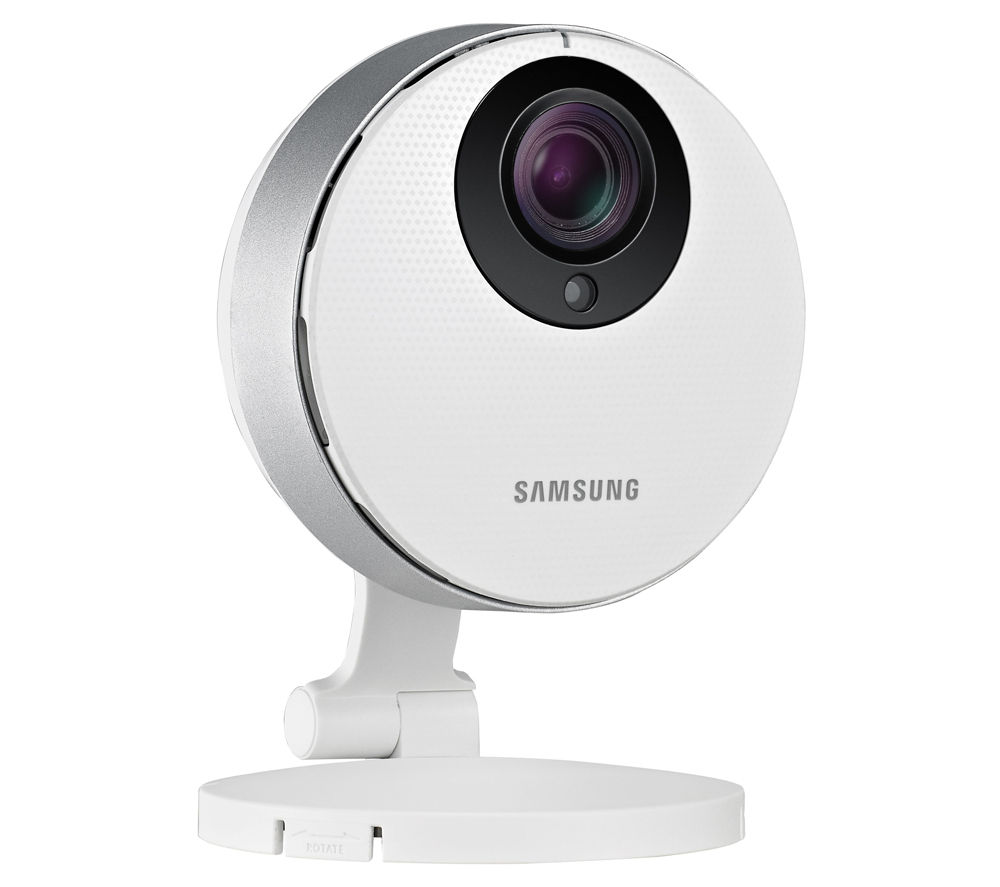 SAMSUNG  SmartCam SNH-P-6410 HD Pro Home Security Camera +  SmartThings Hub