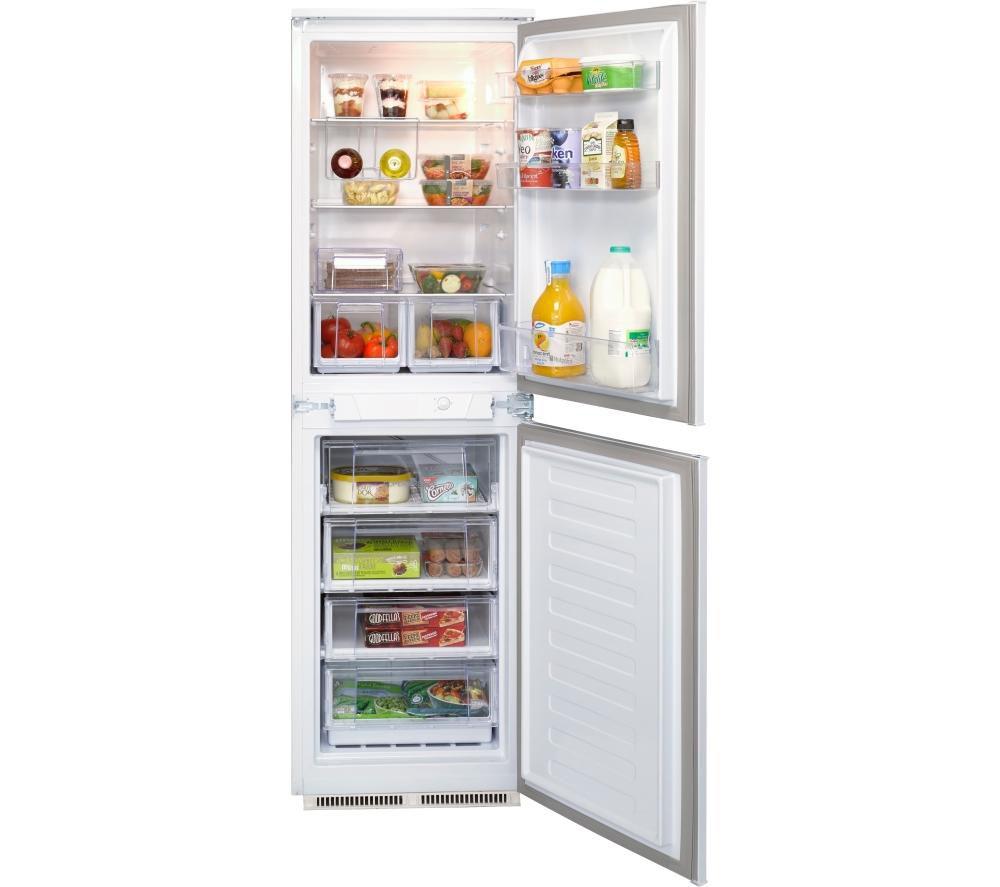 hotpoint hlf3114 integrated fridge freezer. Black Bedroom Furniture Sets. Home Design Ideas