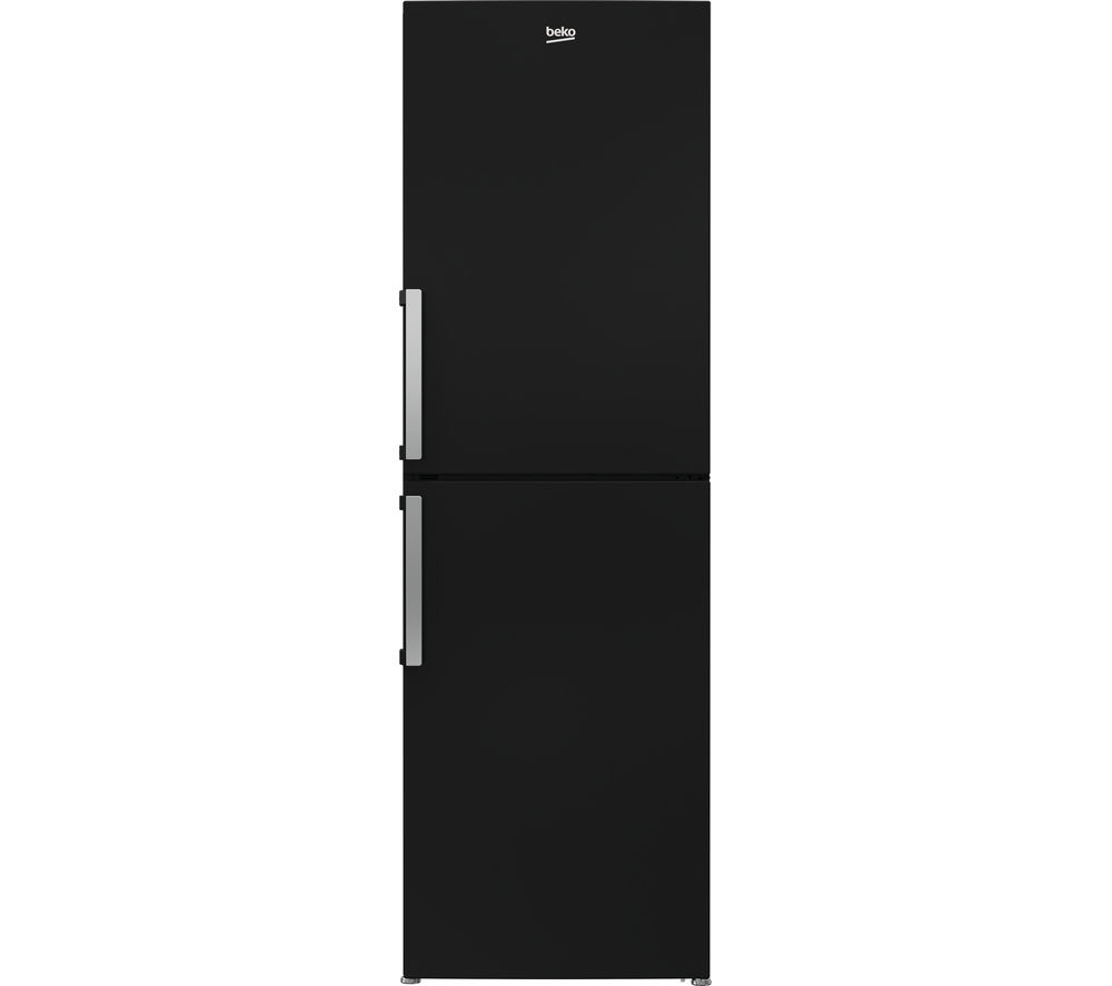 BEKO CFP1691B Fridge Freezer - Black