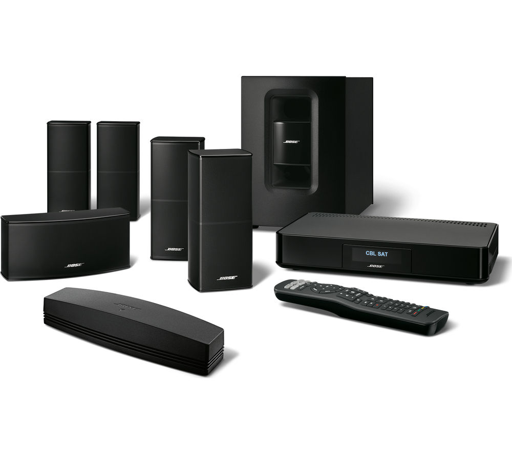 buy bose soundtouch 520 5 1 home cinema system free. Black Bedroom Furniture Sets. Home Design Ideas