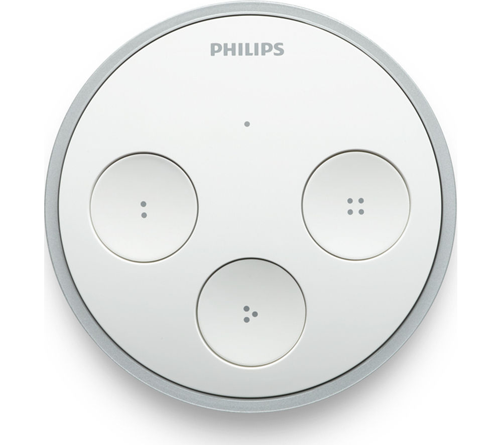 PHILIPS Hue Tap Wireless Lighting Smart Switch