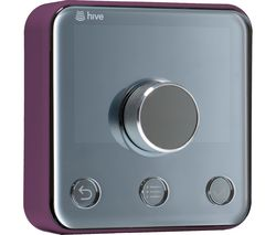 HIVE Active Thermostat Frame Cover - Mulberry