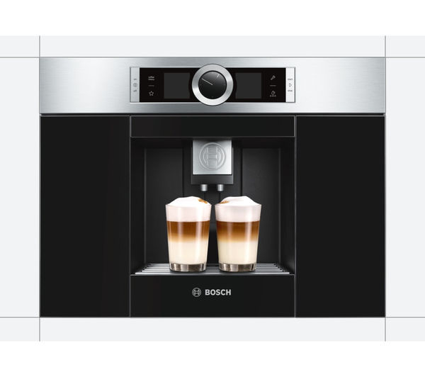 Bosch Coffee Maker Built In : Buy BOSCH CTL636ES1 Built-in Bean to Cup Coffee Machine - Stainless Steel Free Delivery Currys
