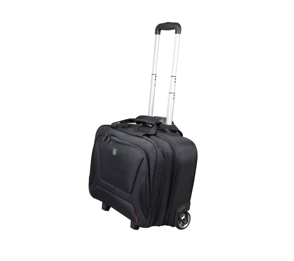 "PORT DESIGNS Courcheval 15.6"" Roller Laptop Case - Black"