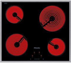 MIELE KM 5600 Electric Ceramic Hob - Black