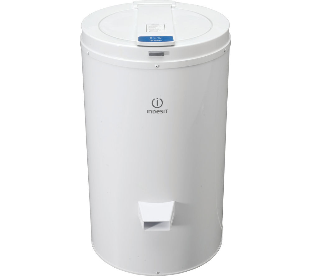 INDESIT  ISDG428 Spin Dryer  White White