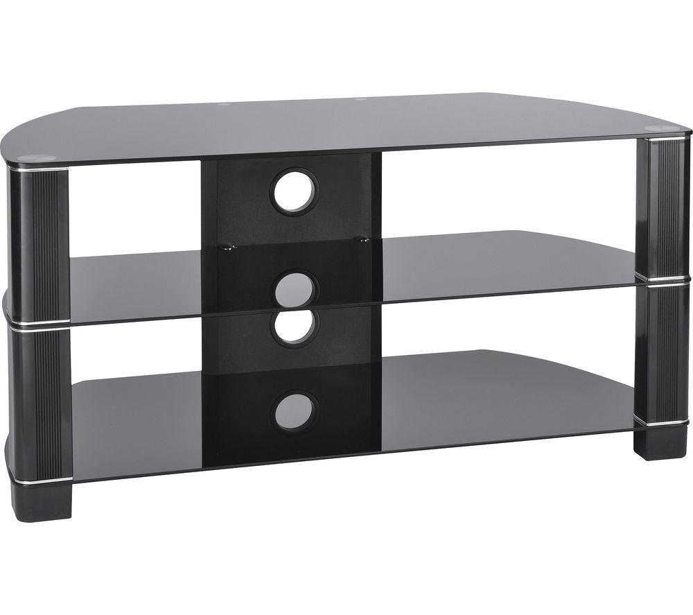 TTAP Symmetry 800 TV Stand - Black
