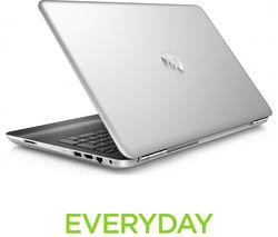 "HP Pavilion 15-au080na 15.6"" Laptop - Silver"