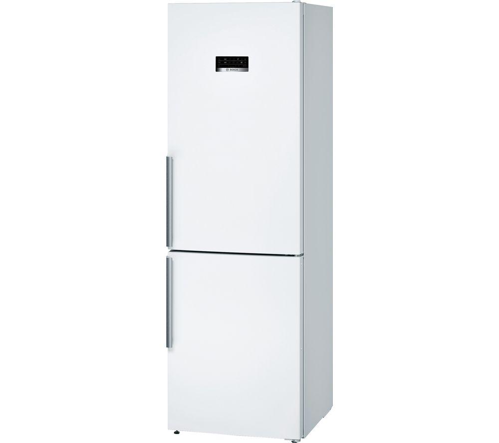 BOSCH  KGN36XW35G Fridge Freezer  White White