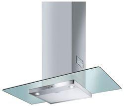 SMEG KFV92DE Chimney Cooker Hood - Stainless Steel & Glass