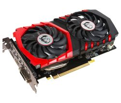 MSI GeForce GTX 1050 Graphics Card
