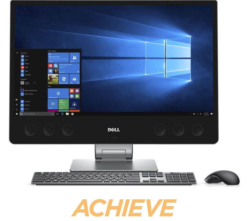"DELL XPS 27"" 4K All-in-One PC + Office 365 Personal"