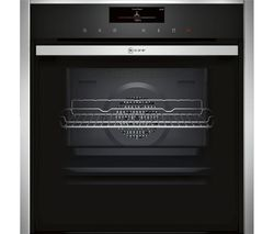 NEFF Slide & Hide B58VT68N0B Electric Oven - Stainless Steel