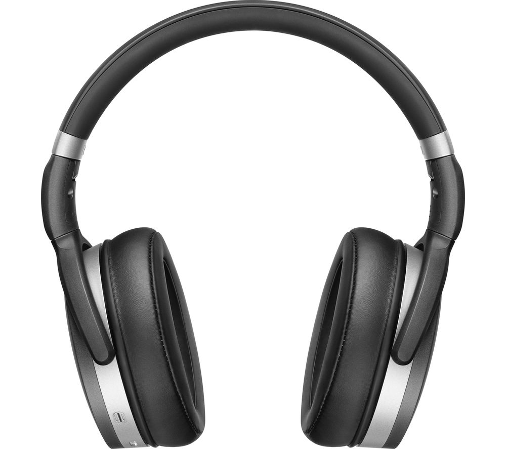 sennheiser hd wireless bluetooth headphones black deals pc world. Black Bedroom Furniture Sets. Home Design Ideas