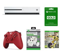 MICROSOFT Xbox One S - 500 GB