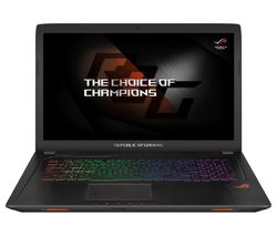 "ASUS Republic of Gamers STRIX GL753 17.3"" Gaming Laptop - Black"