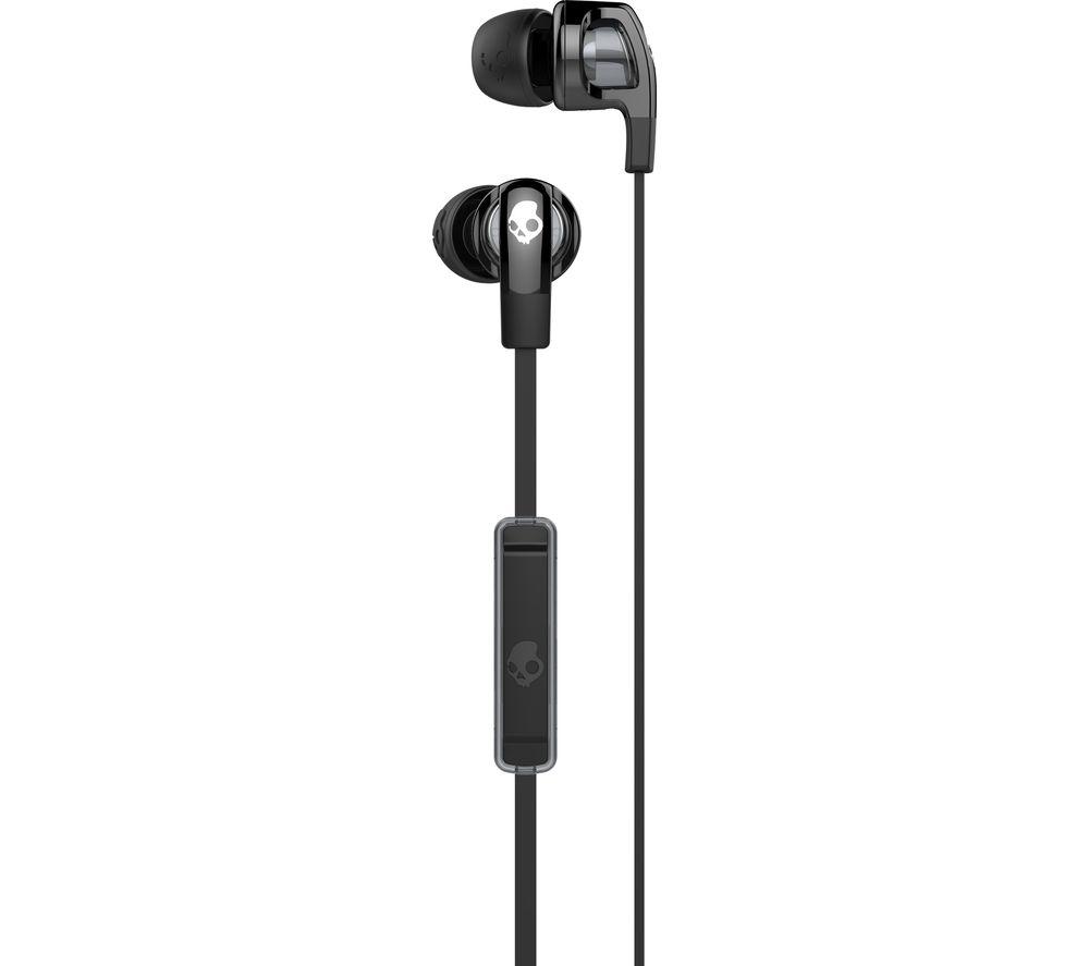 SKULLCANDY Smokin' Bud 2 Wireless Bluetooth Headphones - Black