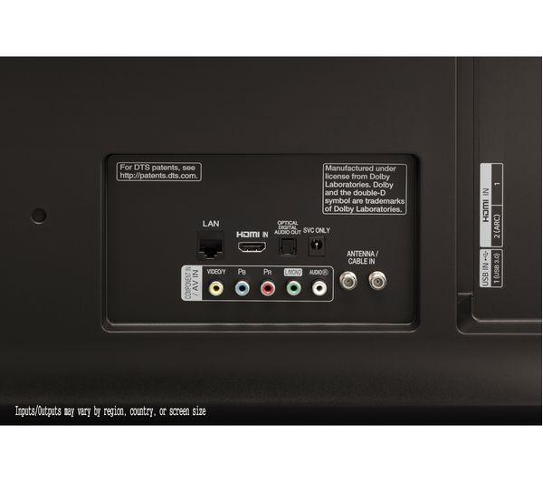 buy lg 55uj634v 55 smart 4k ultra hd hdr led tv free. Black Bedroom Furniture Sets. Home Design Ideas