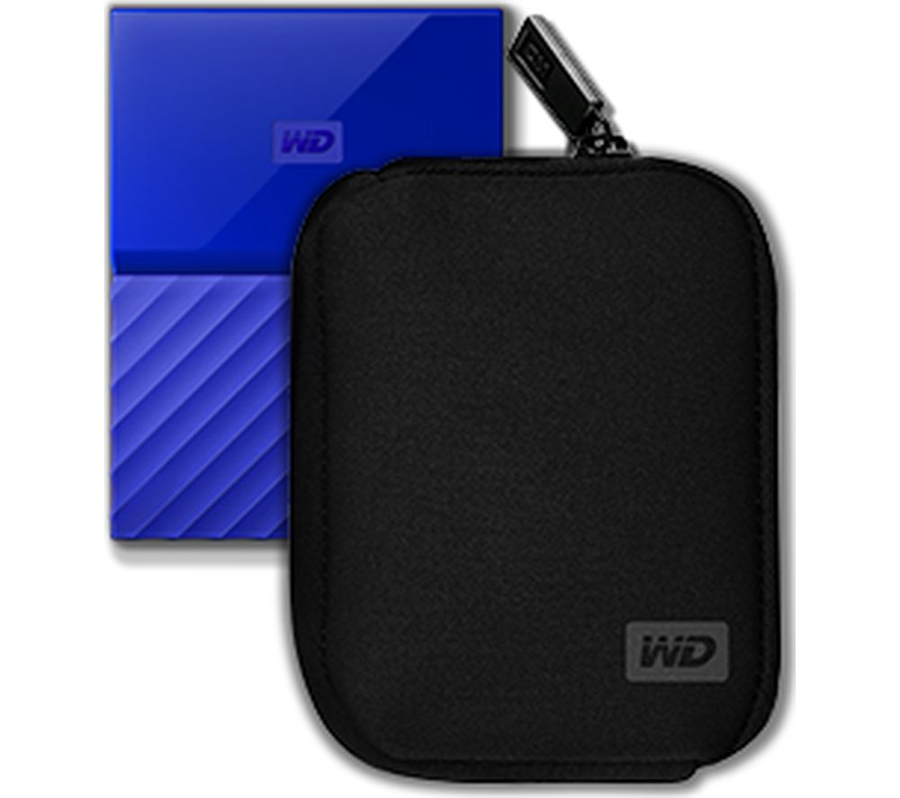 my passport portable hard drive how to use
