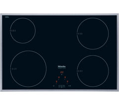 MIELE KM6118 Induction Hob - Black
