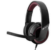 CORSAIR Raptor HS40 Gaming Headset - Black