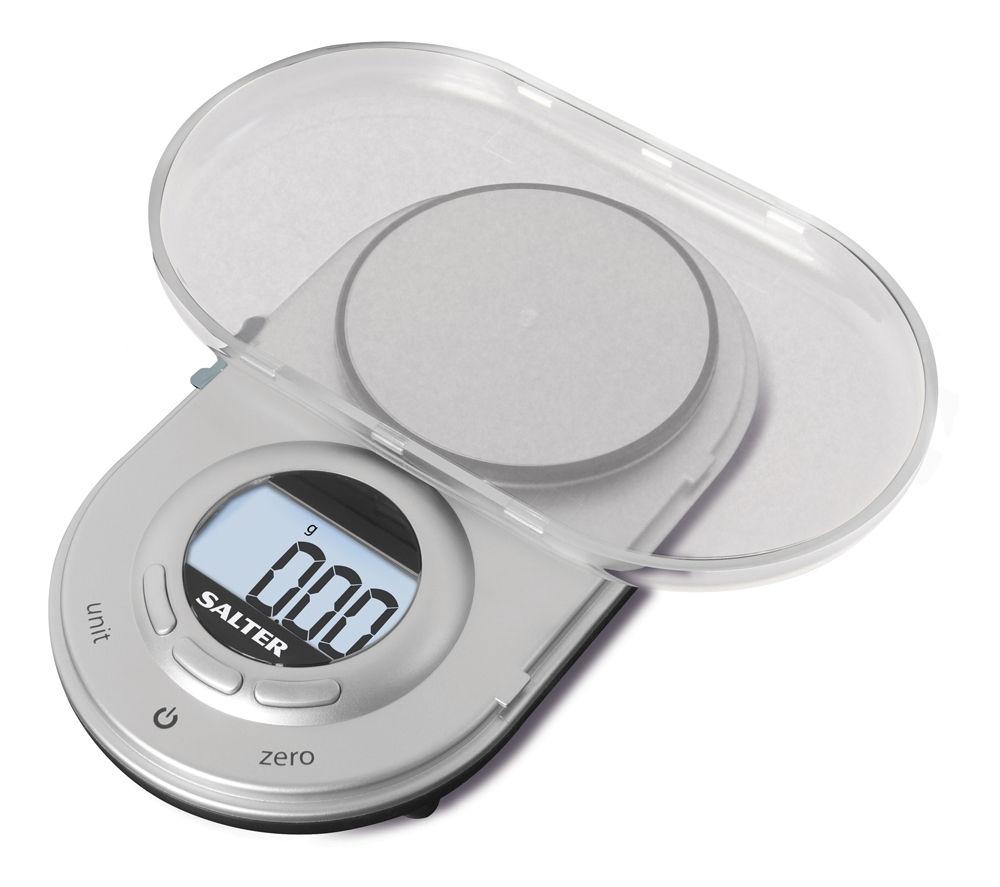 SALTER Precision Digital Kitchen Scales