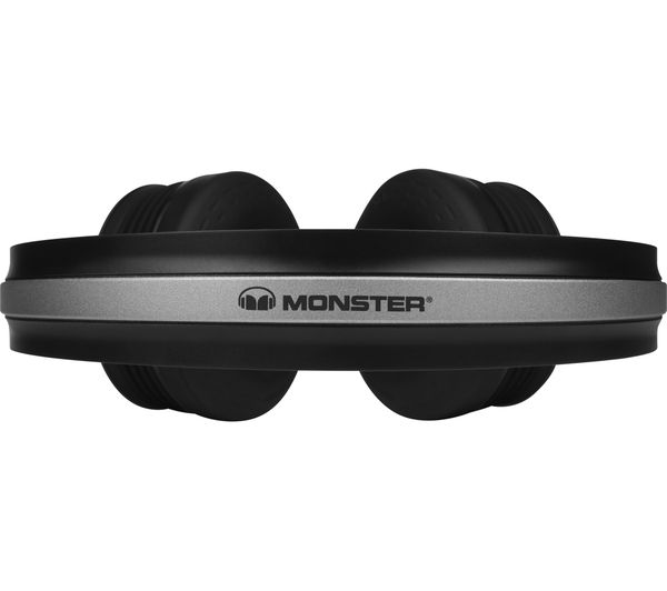 Image of MONSTER iSport Freedom Wireless Bluetooth Headphones - Black