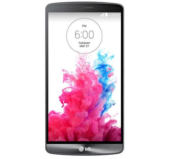Lg G3  16 GB Metallic Black Black
