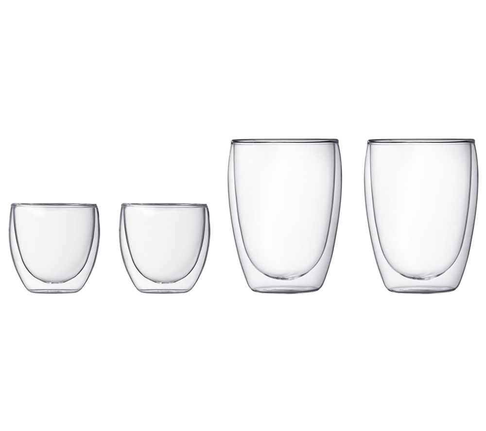 Bodum Insulated Glasses