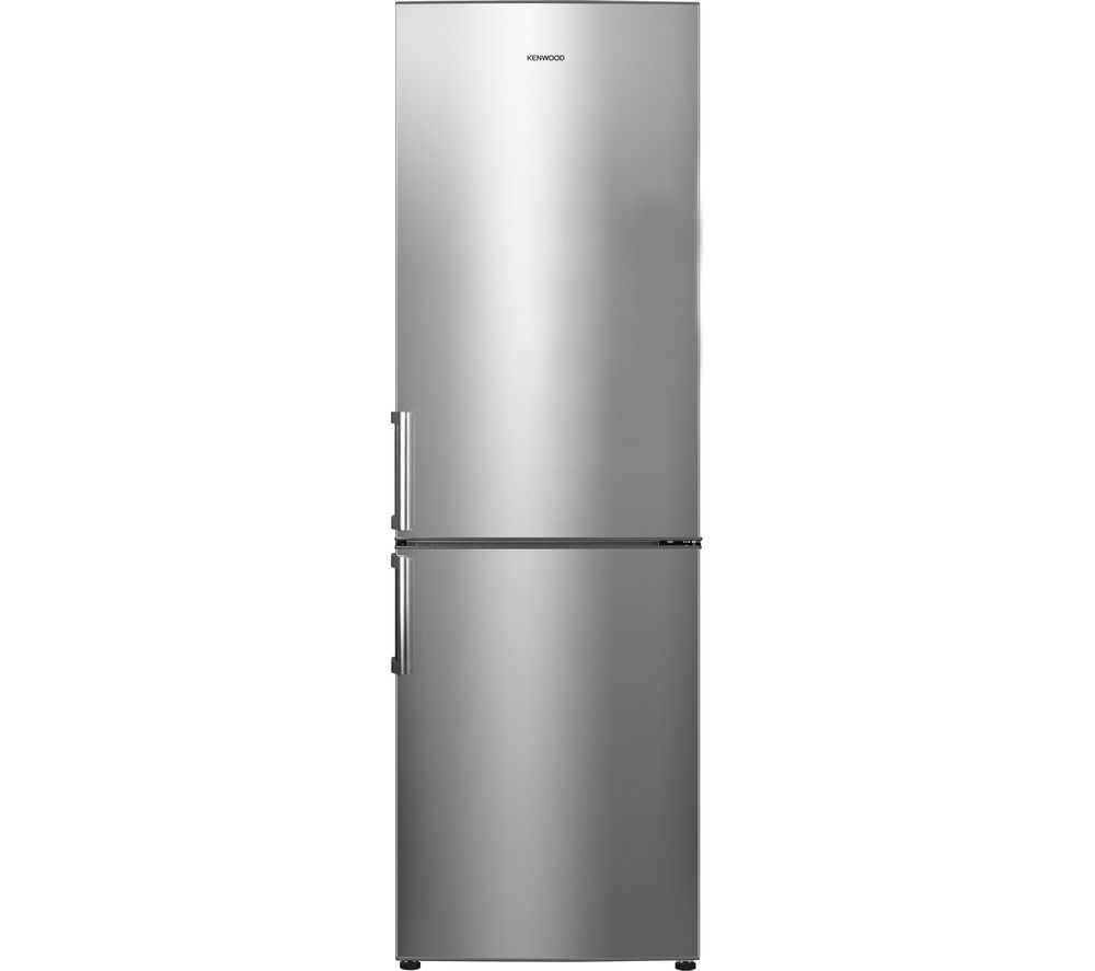 KENWOOD  KFC60X15 Fridge Freezer  Stainless Steel Stainless Steel