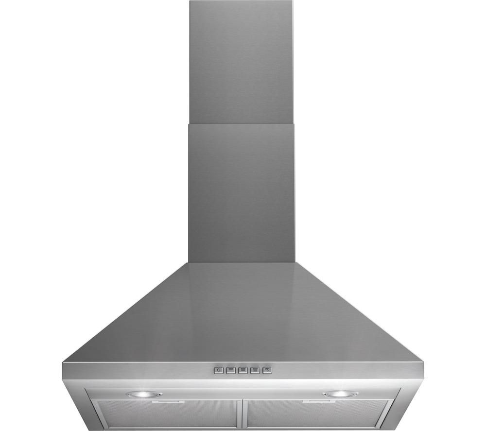Chimney Hood Product ~ Indesit ihp cmix chimney cooker hood stainless steel