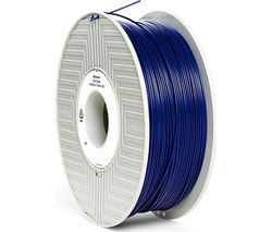 VERBATIM PLA Filament 3D Printer Cartridge - 1 kg, Blue