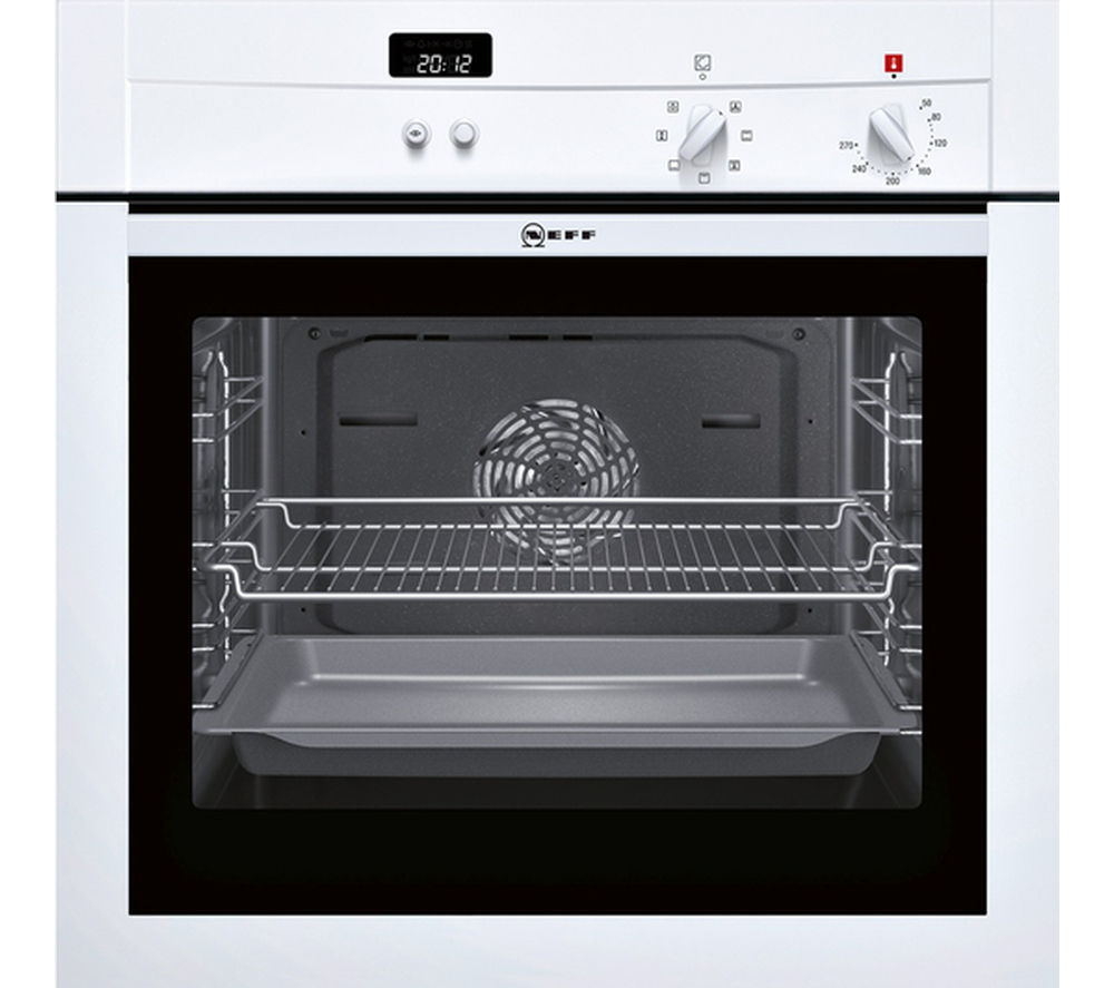 NEFF B14M42W3GB Electric Oven - White