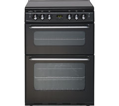 NEW WORLD 600TSIDLm 60 cm Gas Cooker - Black