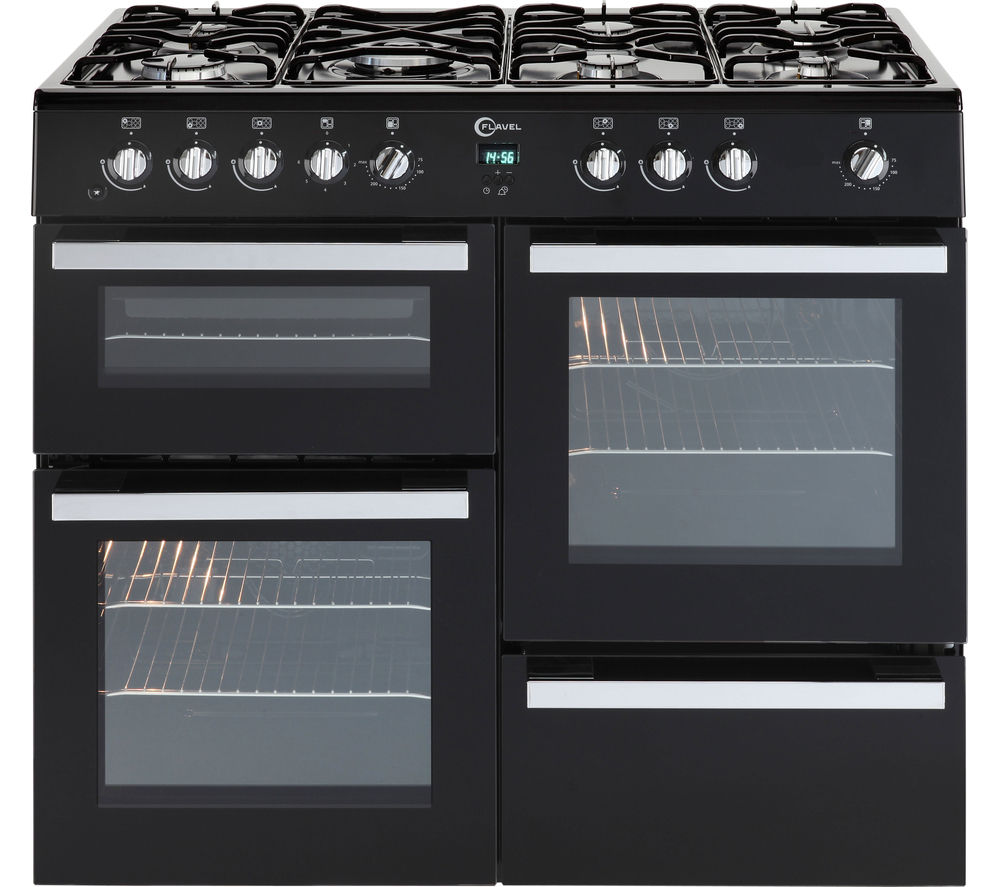 buy flavel milano 100 mln10frk dual fuel range cooker. Black Bedroom Furniture Sets. Home Design Ideas