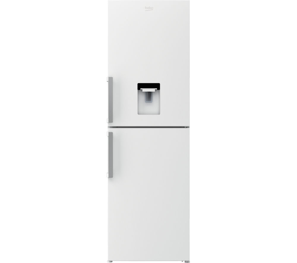 BEKO  CFP1691DW Fridge Freezer  White White