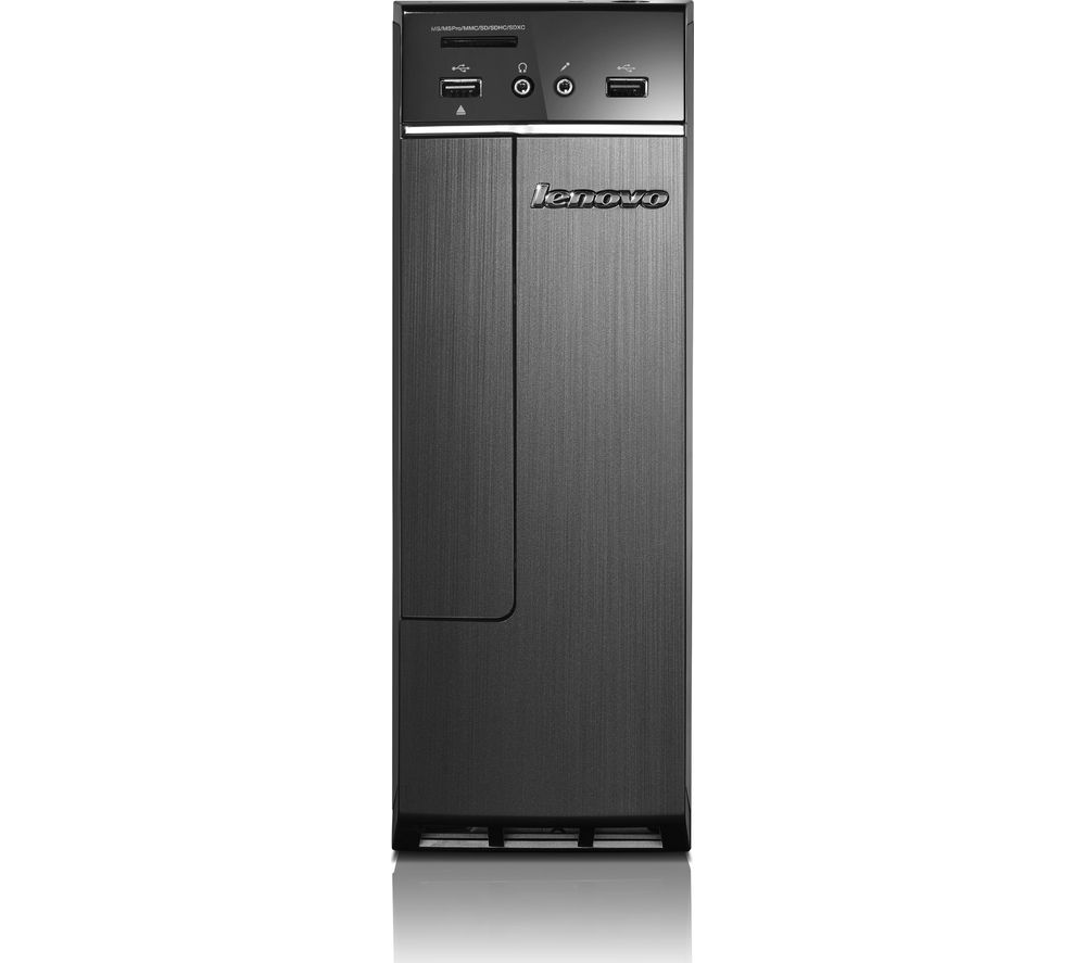 Lenovo H30 Desktop PC with Quad-core AMD A8-6410 APU / 8GB / 1TB / Win 10