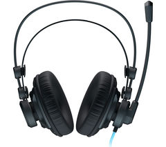 Roccat Renga 2.1 ROC-14-400 Over-Ear 3.5mm Wired Gaming Headphones (Black)