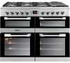 LEISURE Cuisinemaster CS100F520X Dual Fuel Range Cooker - Stainless Steel