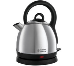 RUSSELL HOBBS Dome 19191 Traditional Kettle - Stainless Steel
