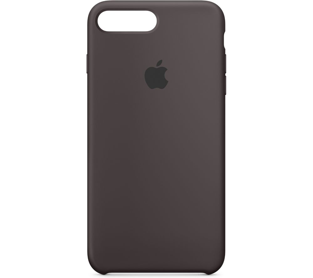APPLE Silicone iPhone 7 Plus Case - Cocoa
