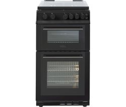 BELLING FS50GDOL 50 cm Gas Cooker - Black