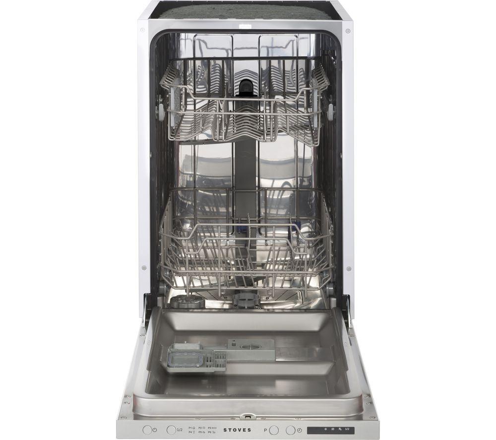 Image of STOVES BEL SDW45 Slimline Integrated Dishwasher