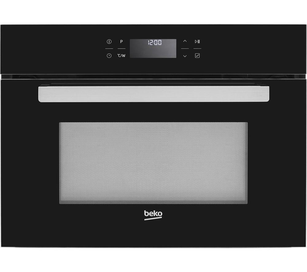 BEKO  BCW14500B Compact Electric Oven  Black Black