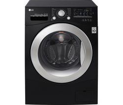LG FH2A8TDN8 Smart Washing Machine - Black
