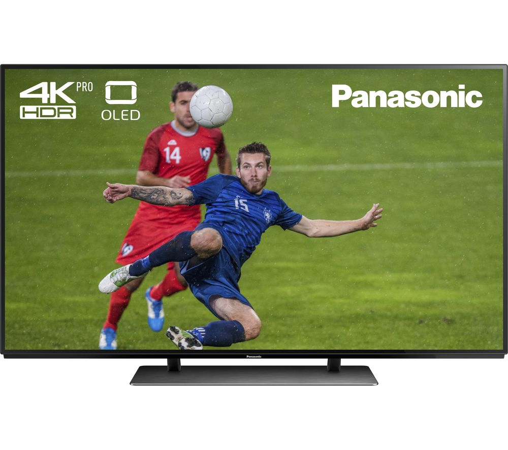 "Image of 55"" PANASONIC VIERA TX-55EZ952B Smart 4K Ultra HD HDR OLED TV"