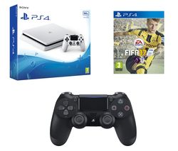 SONY PlayStation 4 Slim - 500 GB, White