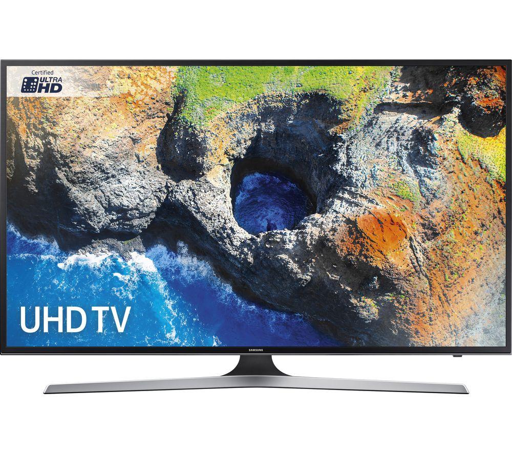 Samsung ue50mu6120 50 smart 4k ultra hd hdr led tv deals pc world - Tv und mediamobel ...