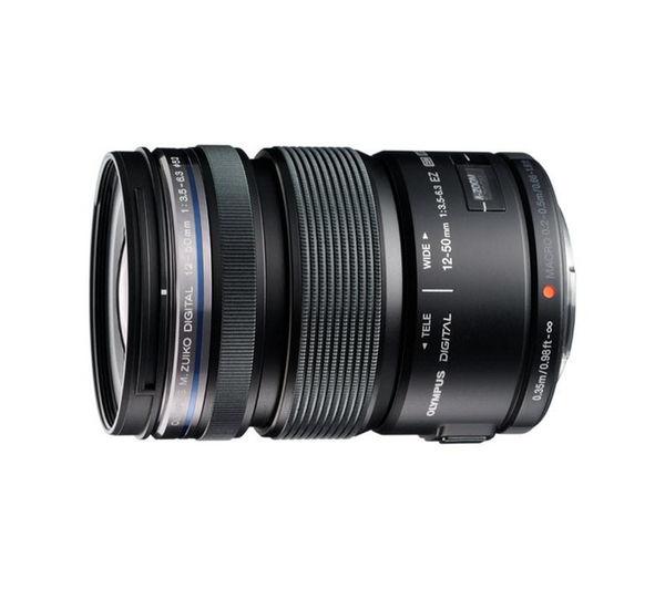 Image of OLYMPUS M.ZUIKO DIGITAL ED 12-50 mm f/3.5-6.3 Standard Zoom Lens